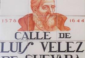 Parkings Calle Luis Guevara à Madrid - Réservez au meilleur prix