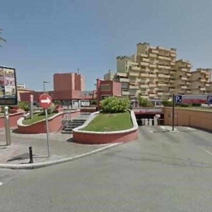 Estacionamento Público IC PLAZA CONSTITUCIÓN (Coberto) LA LINEA