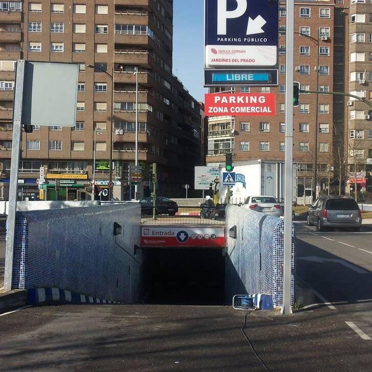 Parking Public IC JARDINES DEL PRADO (Couvert) Talavera de la Reina