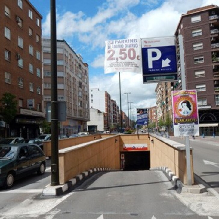 Parking Público IC PÍO XII (Cubierto) Talavera de la Reina