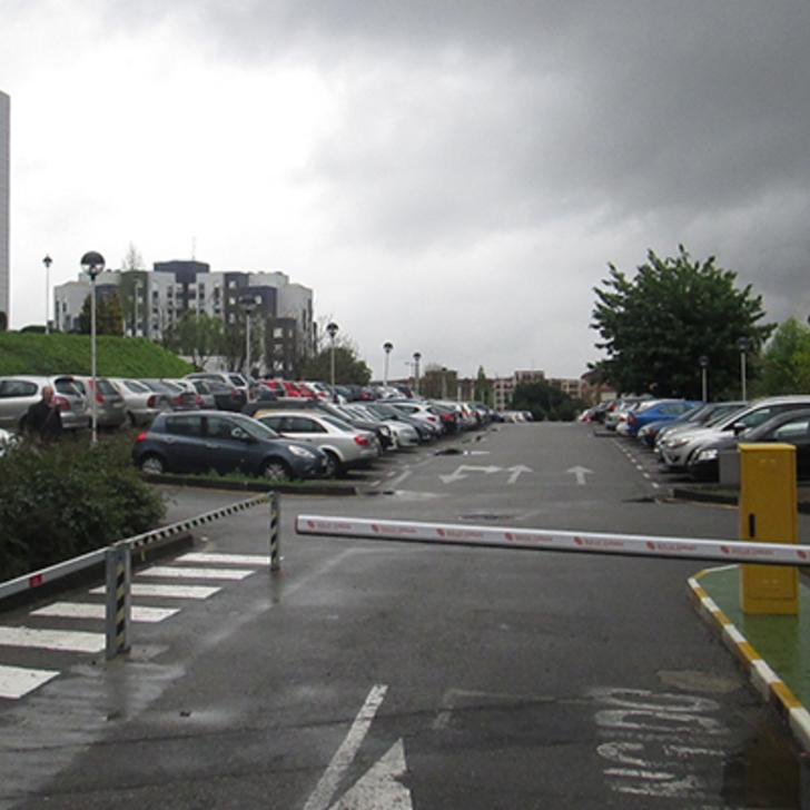 PARKIA HOSPITAL SAN AGUSTÍN Openbare Parking (Exterieur) Avilés