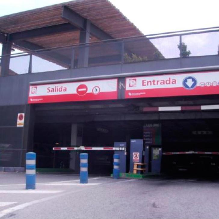 Öffentliches Parkhaus IC VIRGEN DE LA ARRIXACA (Überdacht) MURCIA
