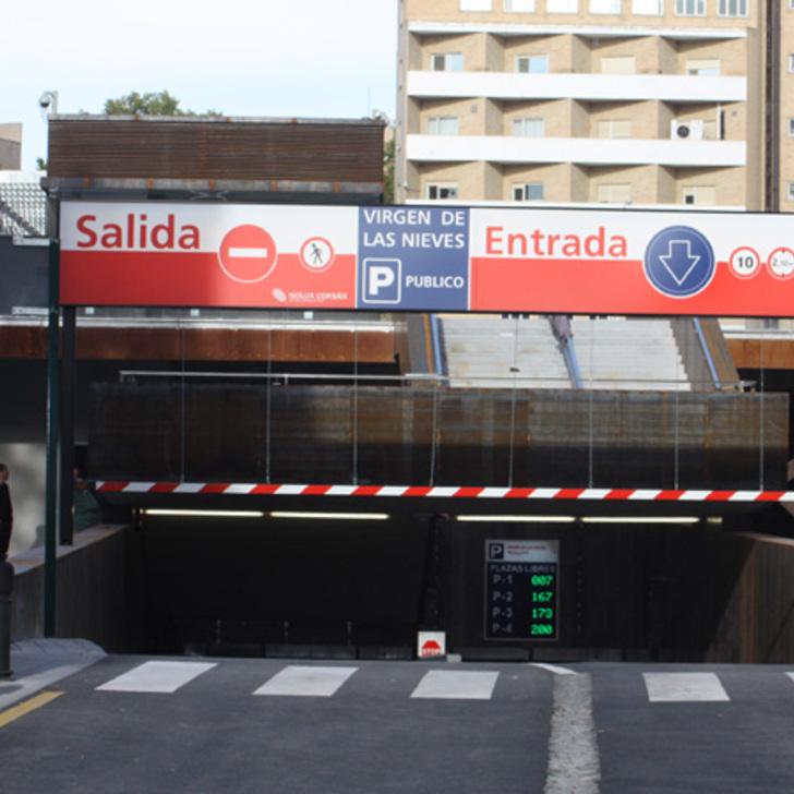 Parking Público IC VIRGEN DE LAS NIEVES (Cubierto) Granada