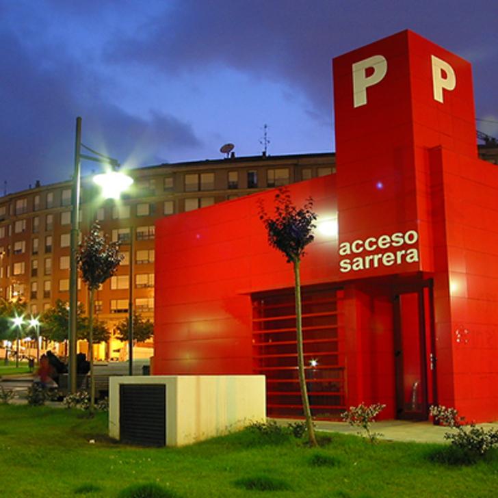 Öffentliches Parkhaus PARKIA JUZGADOS DE BARAKALDO (Überdacht) Barakaldo