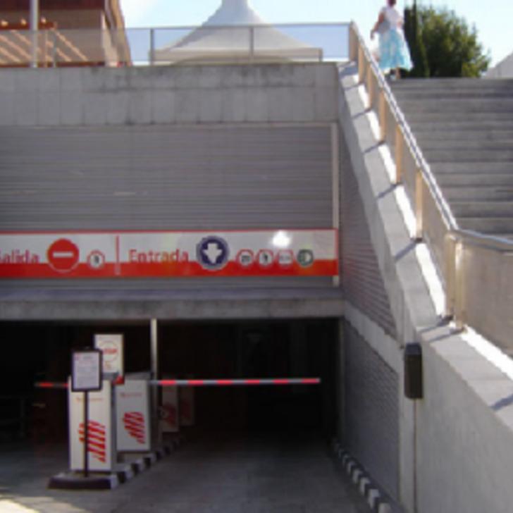 Parking Público IC CIUDAD DE NARA (Cubierto) Toledo