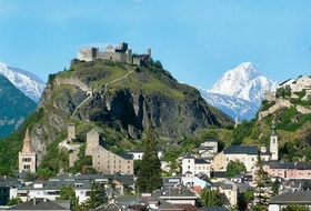 Car parks in Sion - Book at the best price