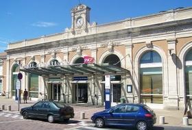 Parques de estacionamento Estação Ferroviária de Narbonne em Narbonne  - Reserve ao melhor preço