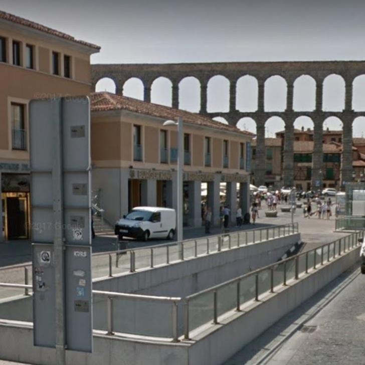 Parking Público IC ACUEDUCTO ORIENTAL (Cubierto) Segovia
