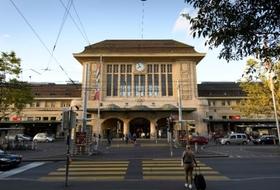 Parques de estacionamento Estação de Lausanne em Lausanne - Reserve ao melhor preço