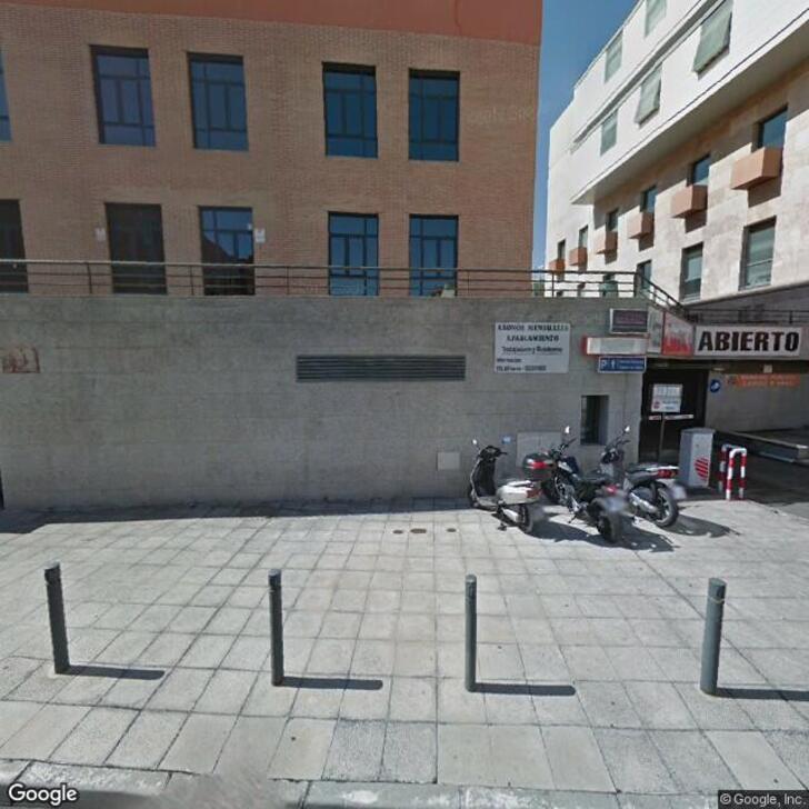 Parking Público IC JUZGADOS (Cubierto) Toledo