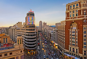 Callao car parks in Madrid - Book at the best price