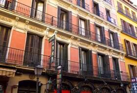 Parkings Théâtre Lara à Madrid - Idéal spectacles