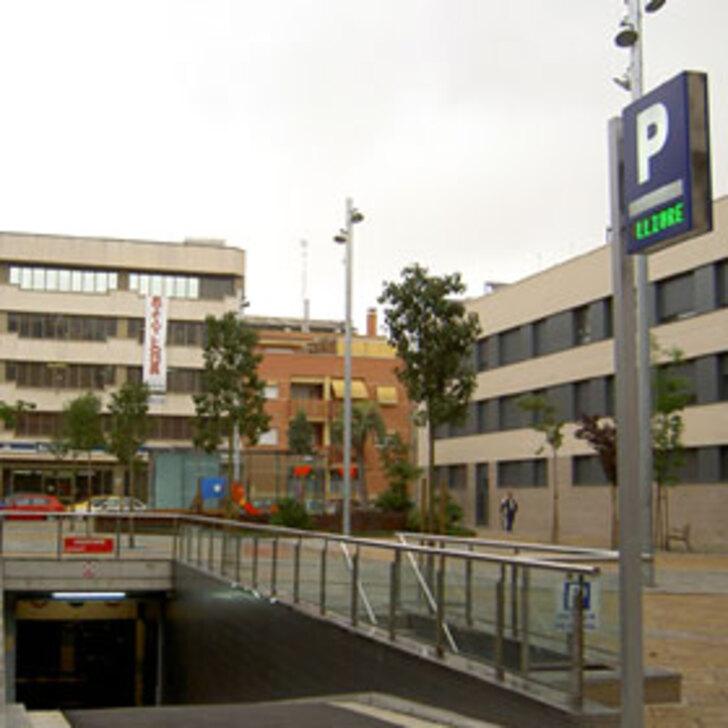 Öffentliches Parkhaus COLOM (Überdacht) Granollers