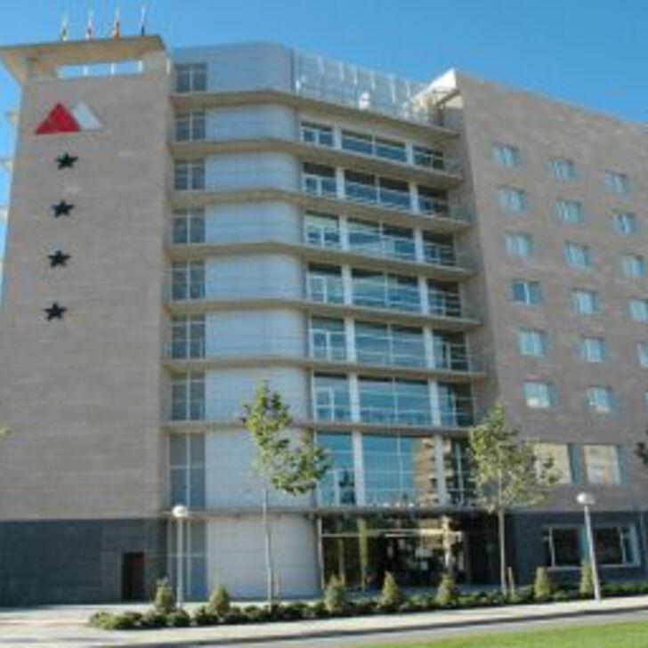 MERCURE ATENEA AVENTURA Hotel Parking (Overdekt) Vila Seca