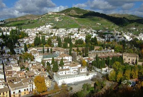 Calle Arabial car parks in Granada - Book at the best price