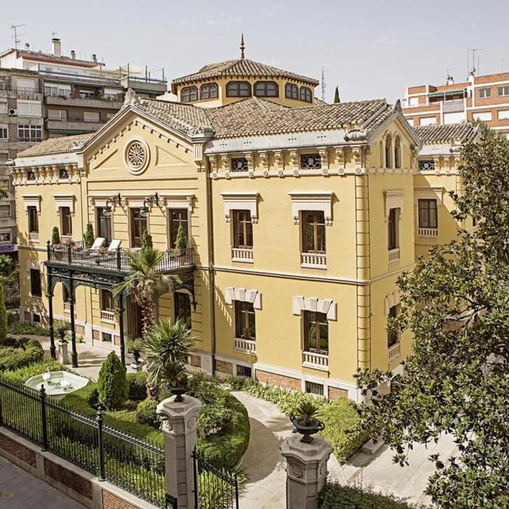 HOSPES PALACIO DE LOS PATOS Hotel Car Park (Covered) Granada