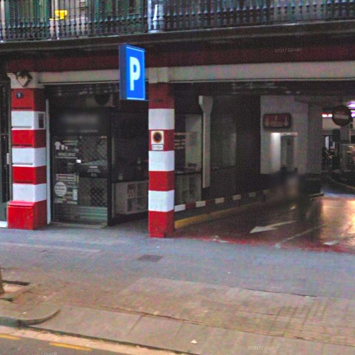 ROMARA Openbare Parking (Overdekt) Barcelona