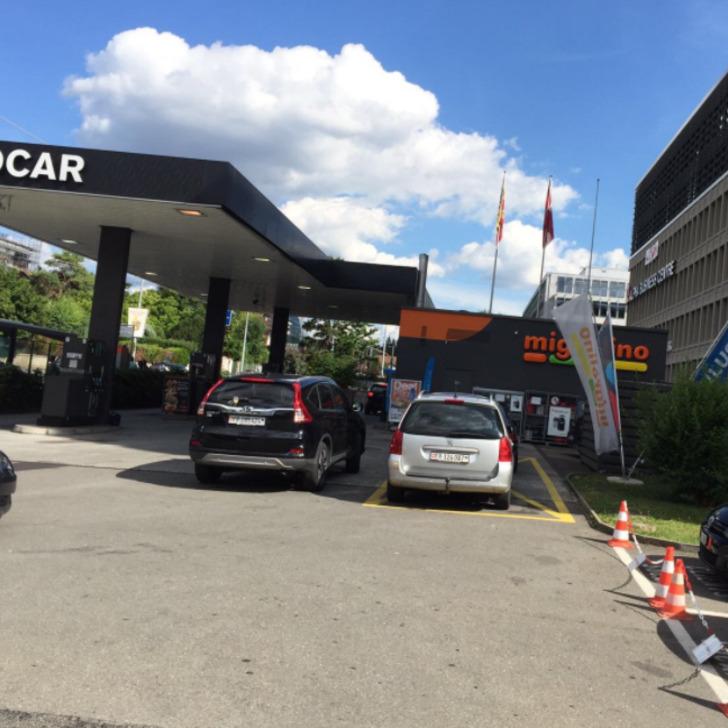 LETSFLYPARKING Discount Parking (Exterieur) Cointrin