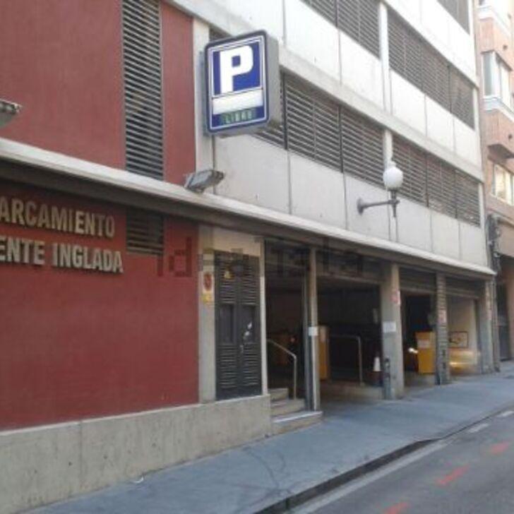 Öffentliches Parkhaus IC VICENTE INGLADA (Extern) ALICANTE