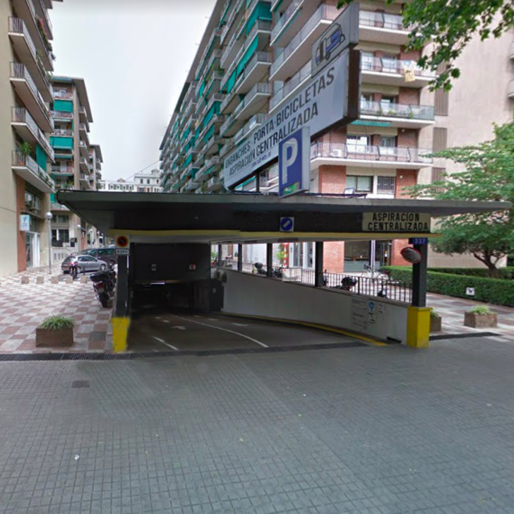 SUB-WAY Public Car Park (Covered) Barcelona