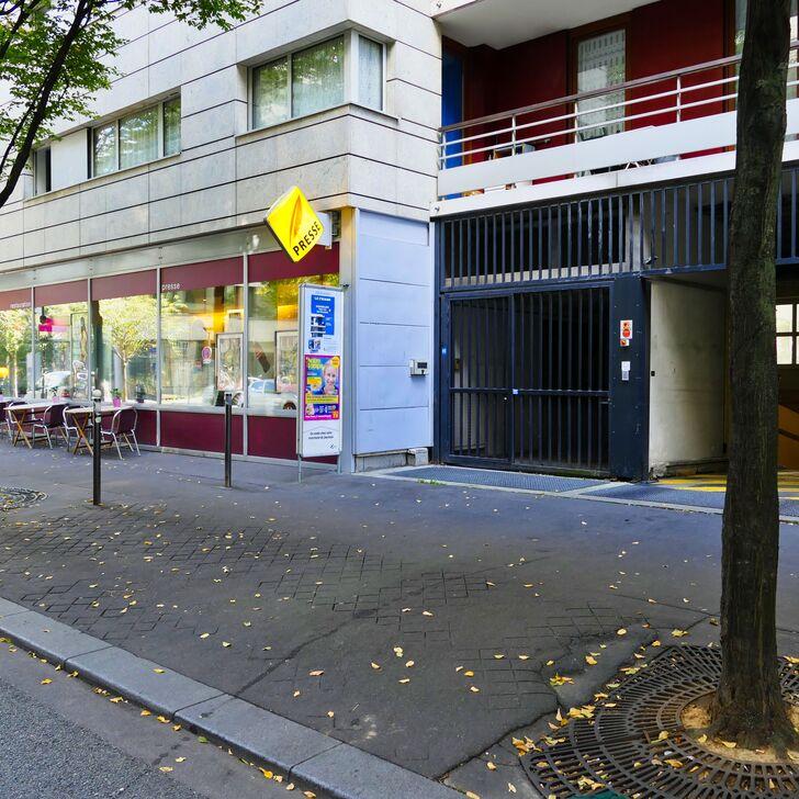 RUE FERNAND BRAUDEL Parking Privaat Gebouw (Overdekt) Paris