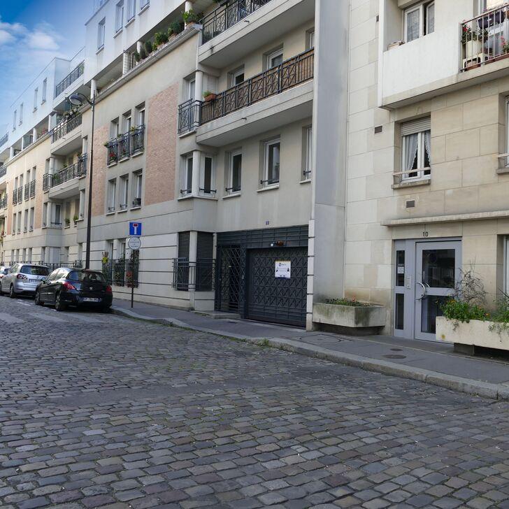 RUE BOULITTE Parking Privaat Gebouw (Overdekt) Paris