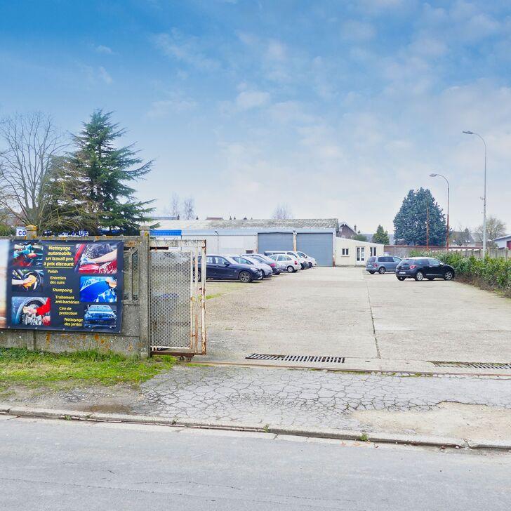 PARK & SHUTTLE BEAUVAIS Discount Parking (Exterieur) Beauvais