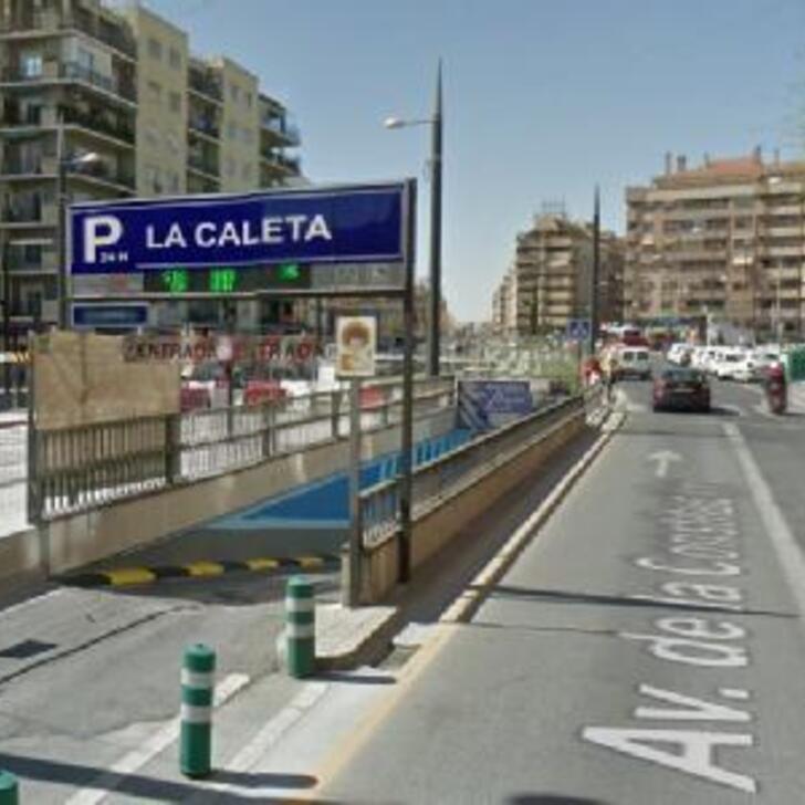 PARKIA LA CALETA Openbare Parking (Overdekt) Granada