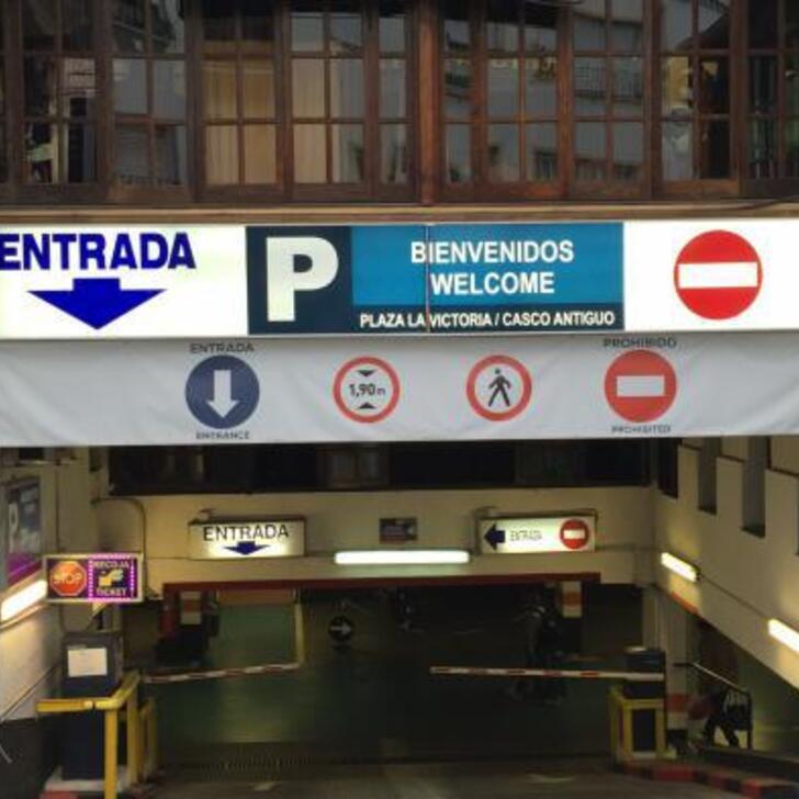 PARKIA PLAZA DE LA VICTORIA Openbare Parking (Overdekt) Marbella