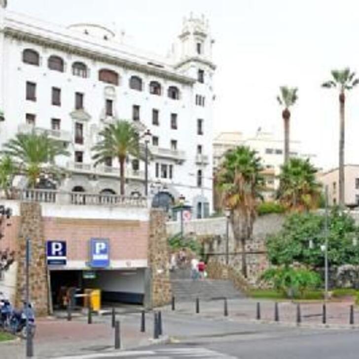 IC LA MARINA Openbare Parking (Overdekt) Ceuta