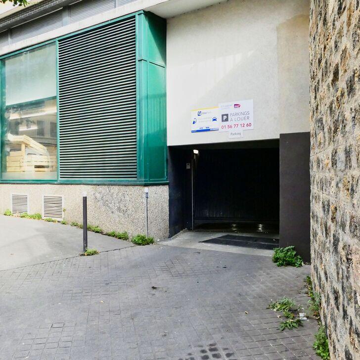 RUE DE LA PROCESSION Building Car Park (Covered) Paris
