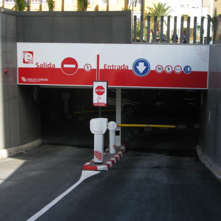 Parking Público IC NUEVOS JUZGADOS (Cubierto) Las Palmas de Gran Canaria