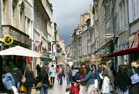 Centre-ville de Besançon car park: prices and subscriptions - City center car park | Onepark
