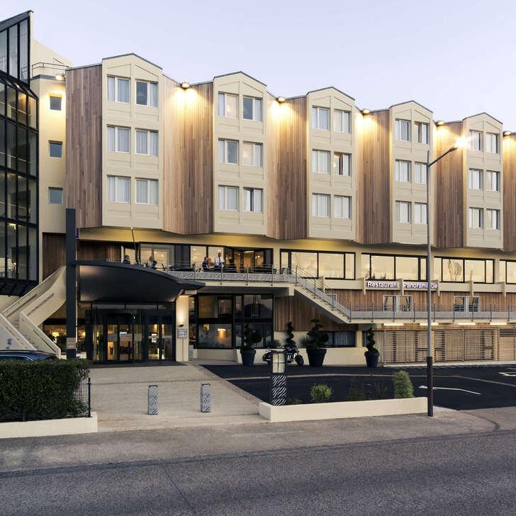 Hotel Parkhaus MERCURE LA ROCHELLE VIEUX-PORT SUD (Extern) La Rochelle