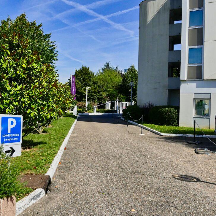 Hotel Parkhaus MERCURE PARIS ROISSY-CHARLES-DE-GAULLE (Extern) Roissy en France