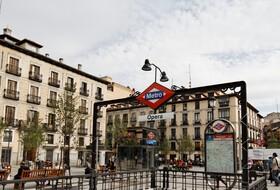 Parkings Ópera en Madrid - Reserva al mejor precio