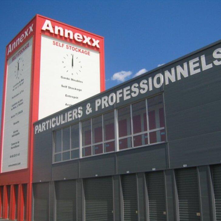 ANNEXX PERPIGNAN Parking Privaat Gebouw (Exterieur) Perpignan