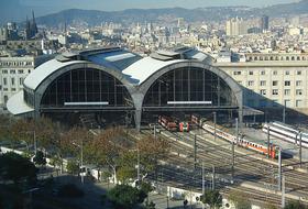 Parkeerplaatsen Gare de Francia in Barcelona - Boek tegen de beste prijs