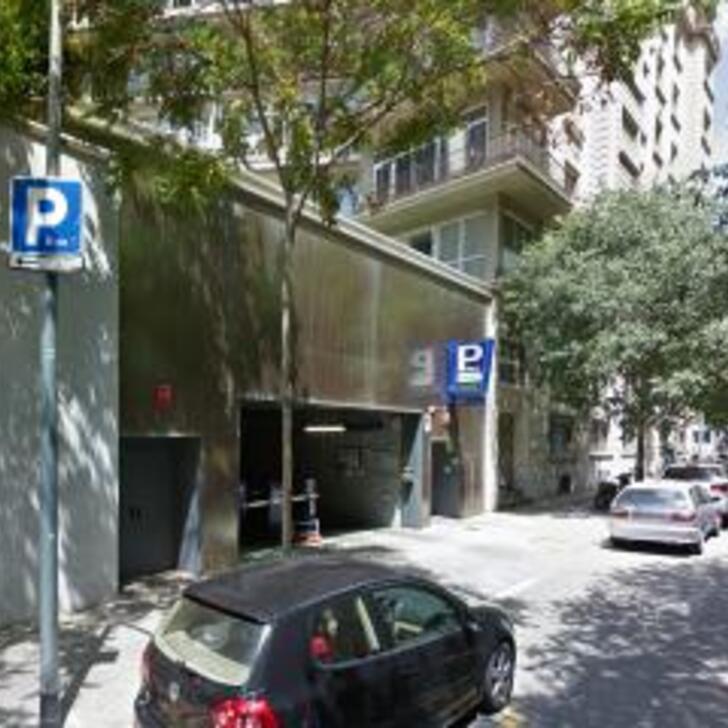 MELIÁ LORETO - APK2 Hotel Car Park (Covered) Barcelona