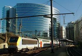 Parques de estacionamento Estação Bruxelas-Schuman em Bruxelles - Reserve ao melhor preço