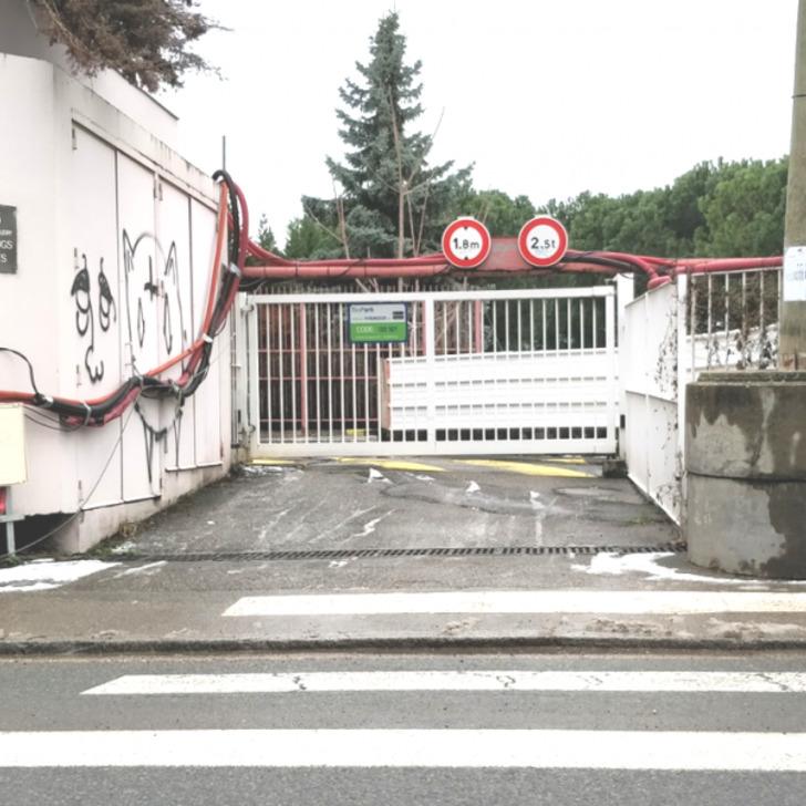 BEPARK PLACE JEAN JAURÈS - PRÉ-GAUDRY 46 Openbare Parking (Overdekt) Lyon