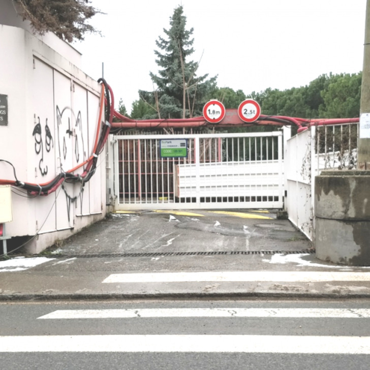 Parking Public BEPARK PLACE JEAN JAURÈS - PRÉ-GAUDRY 46 (Couvert) Lyon