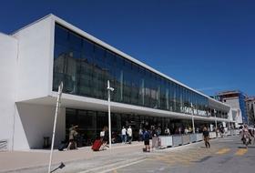 Parkplätze Bahnhof von Cannes in Cannes - Buchen Sie zum besten Preis