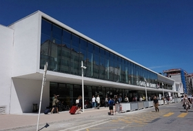 Station of Cannes car parks in Cannes - Book at the best price