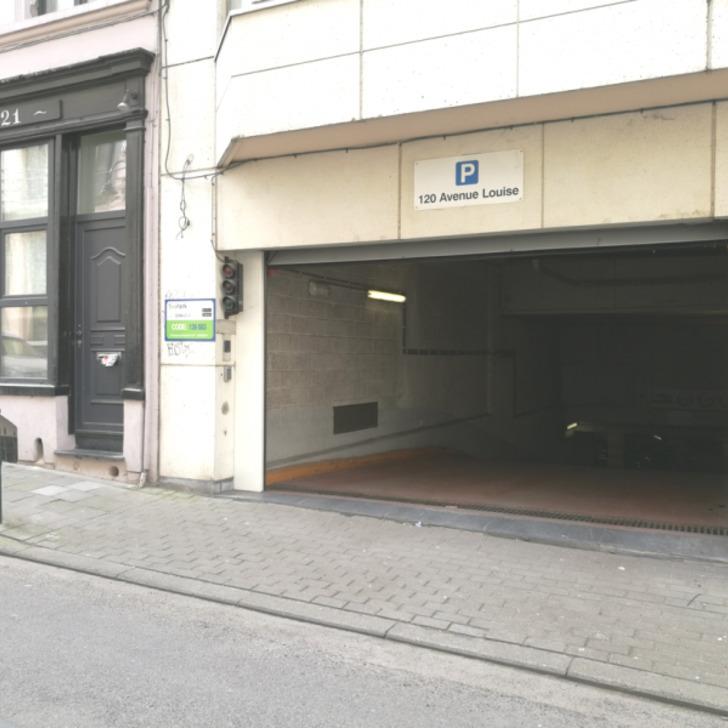 Parking Público BEPARK AVENUE LOUISE 120 (Cubierto) Bruxelles