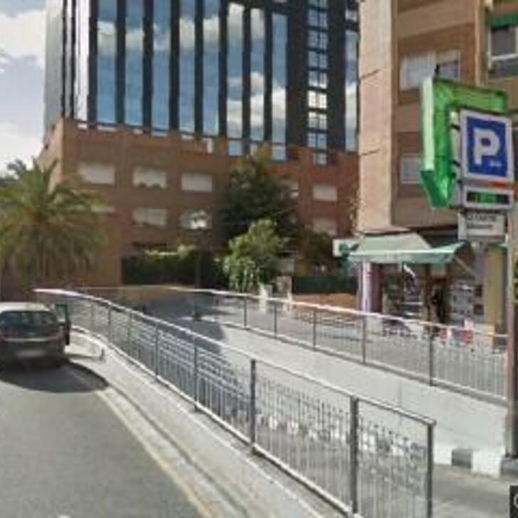 Parking Público APK80 CHILE (Cubierto) Valencia