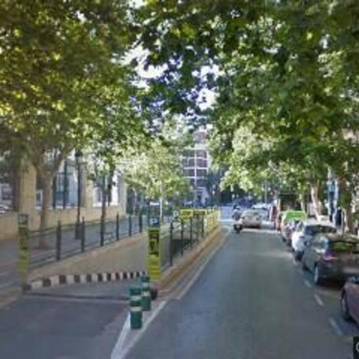 Parking Público APK80 NAVARRO LLORENS (Cubierto) Valencia