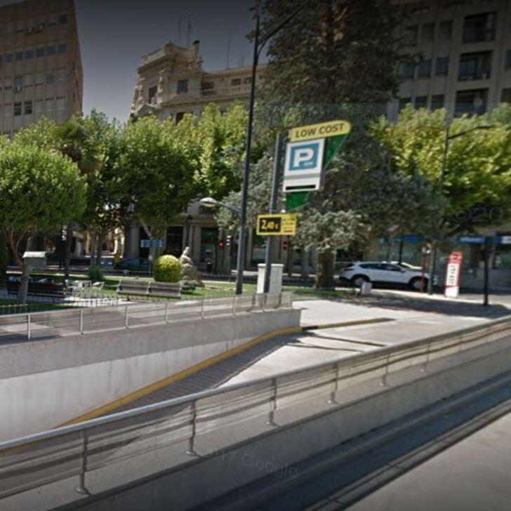 Parking Public APK80 SEMBRADOR (Couvert) Albacete