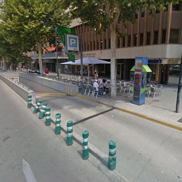 Parking Público APK80 AVENIDA DE ESPAÑA (Cubierto) Albacete