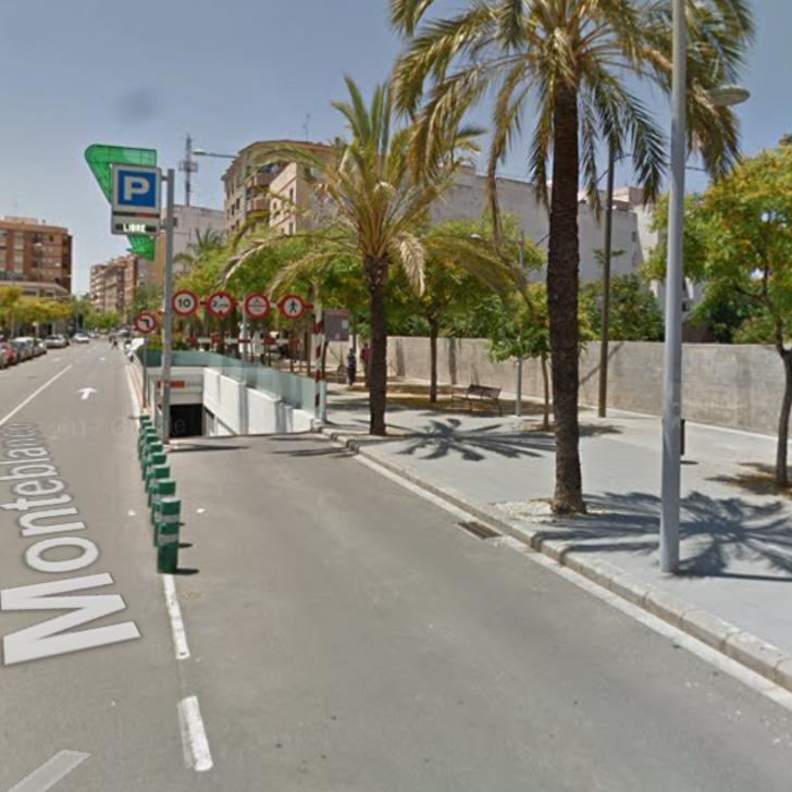 Parking Público APK80 HOSPITAL PROVINCIAL CASTELLÓN II (Cubierto) Castelló de la Plana
